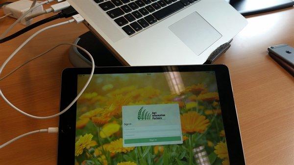 Offline registration IOS Apple