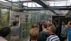 Excursion to Agrico Research